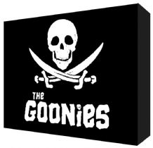 The Goonies Retro Canvas Art - NEW - Choose your size - Ready to Hang